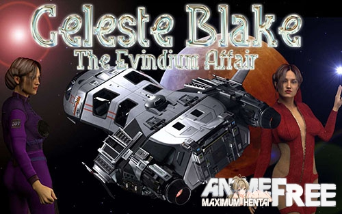 Картинка Celeste Blake: The Evindium Affair [2016] [Uncen] [3DCG, Simulator] [ENG] H-Game