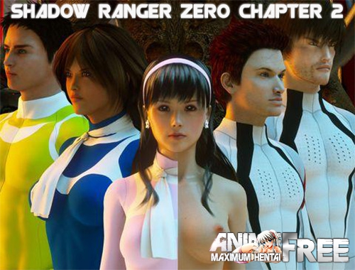 Картинка Shadow Ranger Zero chapter 2: Between Two Worlds [Uncen] [3DCG] [RUS,ENG] Porno Comics