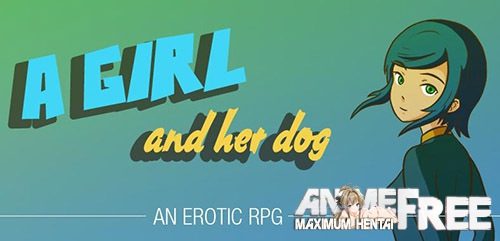 Картинка A Girl and her Dog [2016] [Uncen] [RPG, Action] [ENG] H-Game