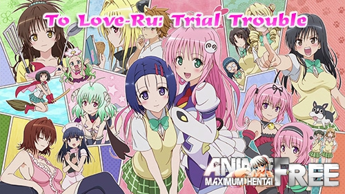 Картинка To Love-Ru: Trial Trouble [2009] [Uncen] [VN, Animation] [ENG] H-Game