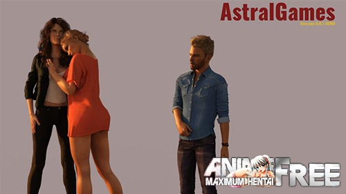 Картинка Astral Games [2017] [Uncen] [3DCG, ADV, RPG] [RUS] H-Game
