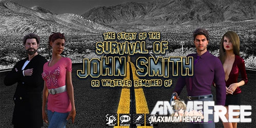 Картинка The Story Of The Survival Of John Smith [2017] [Uncen] [ADV, 3DCG, Sim] [ENG] H-Game