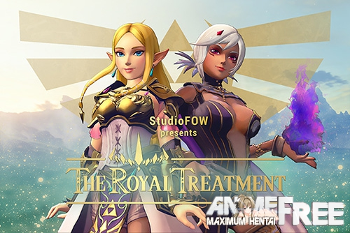 Картинка The Royal Treatment (Studio F.O.W.) [2017] [Uncen] [720p] [ENG] 3D-Hentai