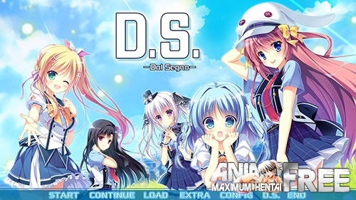 Картинка D.S. -Dal Segno- | D.S. i.F. -Dal Segno- in Future [Collection] [2013] [Cen] [VN] [JAP] H-Game
