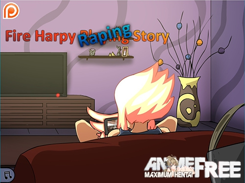 Картинка Fire Harpy Raping Story [2017] [Uncen] [Arcade, Flash] [ENG] H-Game