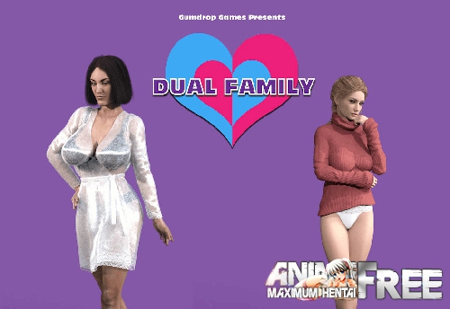 Картинка Dual Family [2017] [Uncen] [3DCG, ADV] [ENG] H-Game