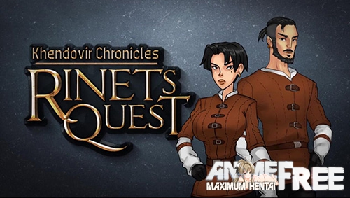 Картинка Khendovirs Chronicles - Rinets Quest [2017] [Uncen] [RPG, ADV] [Android Compatible] [ENG] H-Game