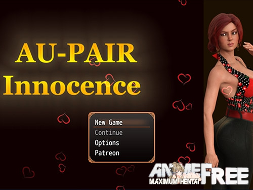 Картинка Au-pair Innocence [2017] [Uncen] [ADV, 3DCG] [Android compatible] [ENG] H-Game