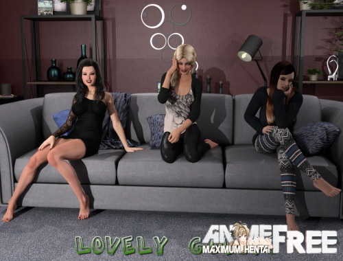 Картинка Lovely Guests / Милые Гости [2016] [Uncen] [RPG] [ENG] H-Game