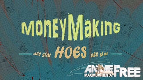 Картинка Money Making Hoes [2017] [Uncen] [ADV, SLG, Slut Training] [ENG] H-Game