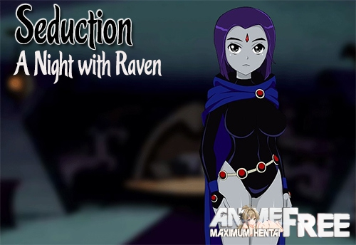 Картинка Seduction: A Night with Raven [2017] [Uncen] [VN] [ENG] H-Game