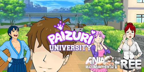 Картинка Paizuri University [2017] [Uncen] [ADV, Animation] [ENG] H-Game