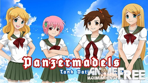 Картинка Panzermadels: Tank Dating Simulator [2017] [Uncen] [VN] [ENG] H-Game