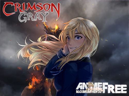 Картинка Crimson Gray [2017] [Uncen] [VN] [ENG] H-Game