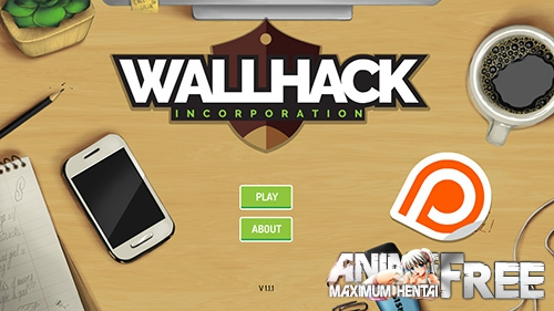 Картинка WallHack Inc [2017] [Uncen] [ADV] [ENG] H-Game