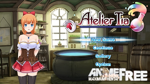 Картинка Atelier Tia / Мастерская Тии [2016-2018] [Uncen] [Action, Fighting] [ENG] H-Game