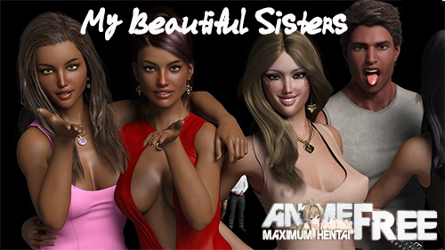 Картинка My Beautiful Sisters [2017] [Uncen] [RPG, ADV, Animation, 3DCG] [ENG] H-Game