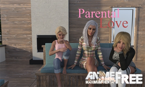 Картинка Parental Love [2017] [Uncen] [3DCG, ADV] [Android Compatible] [ENG,RUS,POR] H-Game