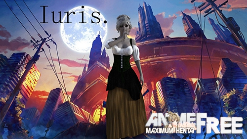 Картинка Iuris [2017] [Uncen] [ADV, RPG] [RUS] H-Game