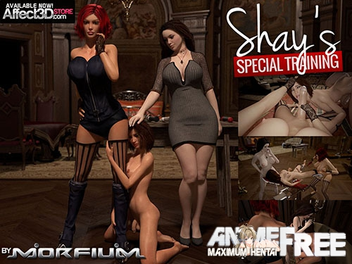 Картинка Shay's Special Training [Uncen] [ENG] Porn Comics