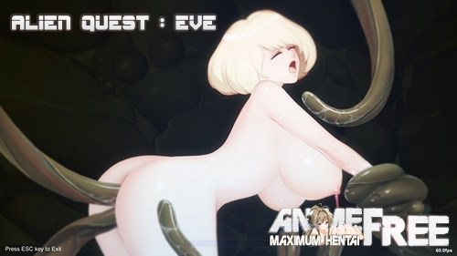 Картинка ALIEN QUEST : EVE [2017] [Uncen] [Action, Fight, Shooter] [ENG,JAP] H-Game