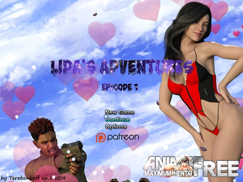 Картинка Lida`s Adventures [2017] [Uncen] [RPG, 3DCG] [Android Compatible] [ENG] H-Game