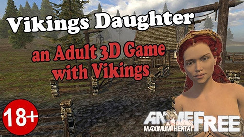 Картинка Vikings Daughter [2017] [Uncen] [Animation, ADV, 3DCG] [ENG] H-Game