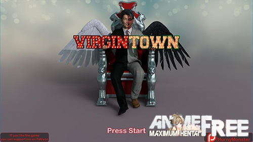 Картинка VirginTown [2017] [Uncen] [RPG, ADV, 3DCG] [Android Compatible] [ENG] H-Game