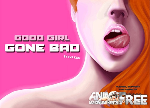 Картинка Good Girl Gone Bad / Хорошая девочка ушла в разнос [2017] [Uncen] [ADV] [Android Compatible] [ENG,RUS] H-Game