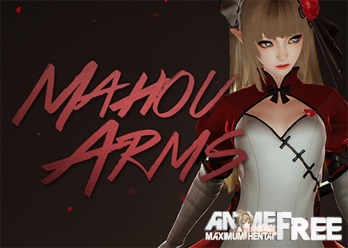 Картинка Mahou Arms [2018] [Uncen] [Action, (3D)TPS, Slasher] [ENG] H-Game
