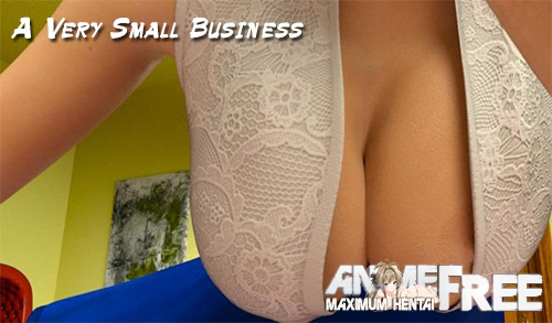 Картинка A Very Small Business [ADV, SLG, 3DCG] [ENG] H-Game