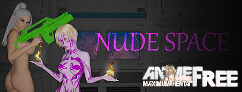 Картинка NudeSpace [2018] [Uncen] [Shooter, 3D-Animation] [ENG] H-Game