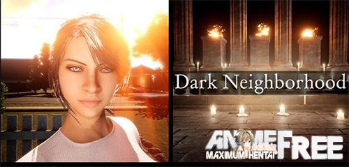 Картинка Dark Neighborhood [2017] [Uncen] [ADV, 3DCG] [ENG] H-Game