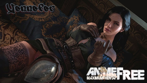 Картинка Yennefer (The Witcher 3) Collection [2017] [Uncen] [ENG] 3D-Hentai