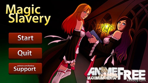 Картинка Magic Slavery [2017] [Uncen] [ADV] [ENG] H-Game