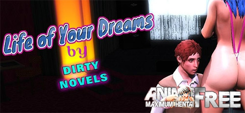 Картинка Life of Your Dreams [2018] [Uncen] [ADV, 3DCG] [ENG] H-Game