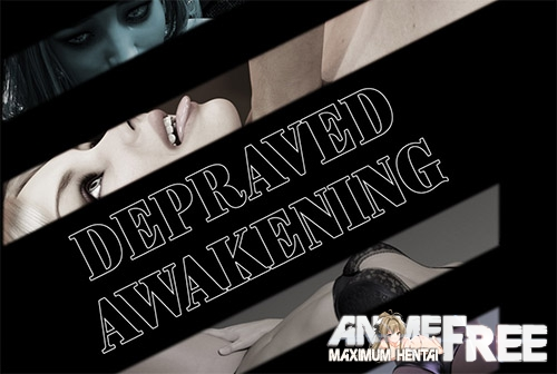 Картинка Depraved Awakening [2017] [Uncen] [ADV, 3DCG] [Android Compatible] [ENG,RUS] H-Game