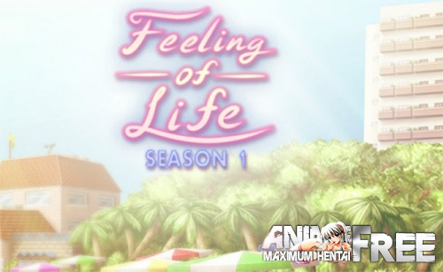Картинка Feeling of Life [2017] [Uncen] [ADV, RPG] [ENG] H-Game