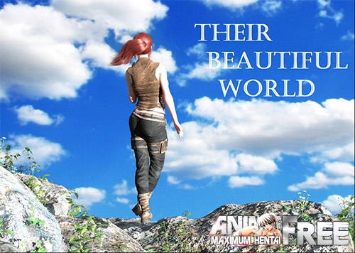 Картинка Their Beautiful World [2018] [Uncen] [ADV, 3DCG] [ENG,RUS] H-Game
