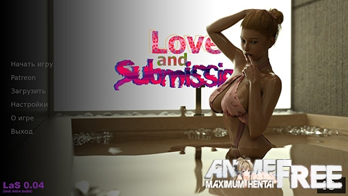 Картинка Love and Submission [2017] [Uncen] [ADV, 3DCG] [RUS,ENG] H-Game