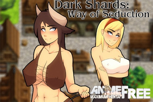Картинка Dark Shards: Way of Seduction [2018] [Uncen] [ADV, RPG] [ENG] H-Game