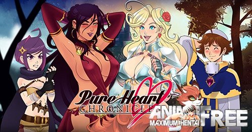 Картинка Pure Heart Chronicles [2018] [Uncen] [VN] [Android Compatible] [ENG,RUS] H-Game