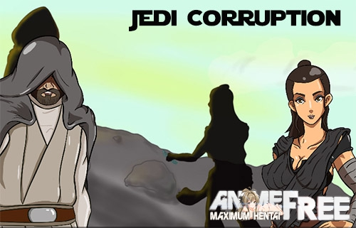 Картинка Jedi Corruption [2018] [Uncen] [ADV] [ENG] H-Game