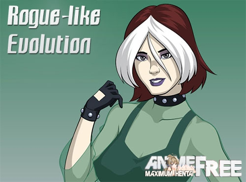 Картинка Rogue-Like: Evolution [2018] [Uncen] [ADV, SLG, Animation] [ENG,RUS] H-Game