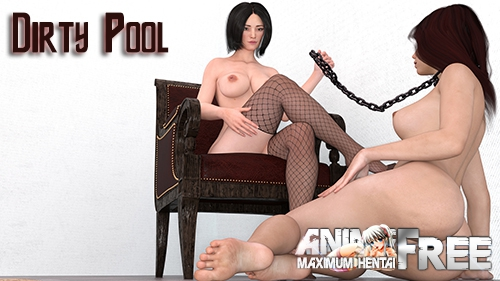 Картинка Dirty Pool / Грязная игра [2018] [Uncen] [ADV, 3DCG] [ENG,RUS] H-Game