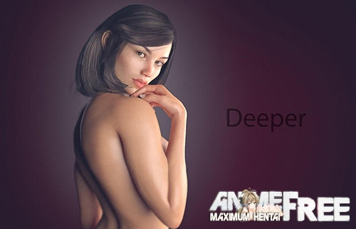Картинка Deeper [2017] [Uncen] [ADV, 3DCG] [ENG] H-Game