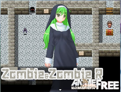 Картинка Zombie & Zombie R (Collection) [2014-2015] [Uncen] [jRPG] [RUS,JAP] H-Game