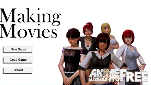 Картинка Making Movies [2018] [Ptcen] [ADV, 3DCG] [ENG] H-Game