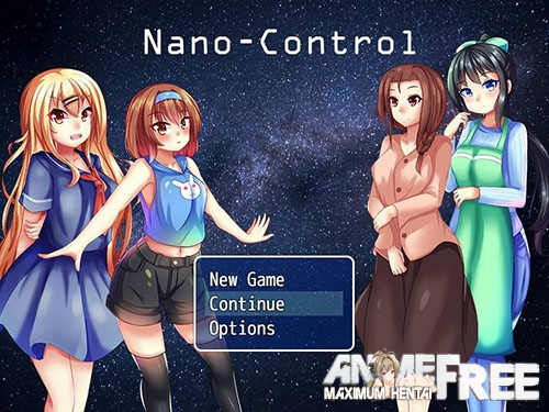 Картинка Nano-control [2018] [Uncen] [ADV, RPG] [Android compatible] [ENG] H-Game