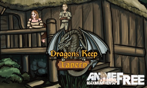 Картинка Dragons Keep Tavern [2018] [Uncen] [ADV] [ENG] H-Game